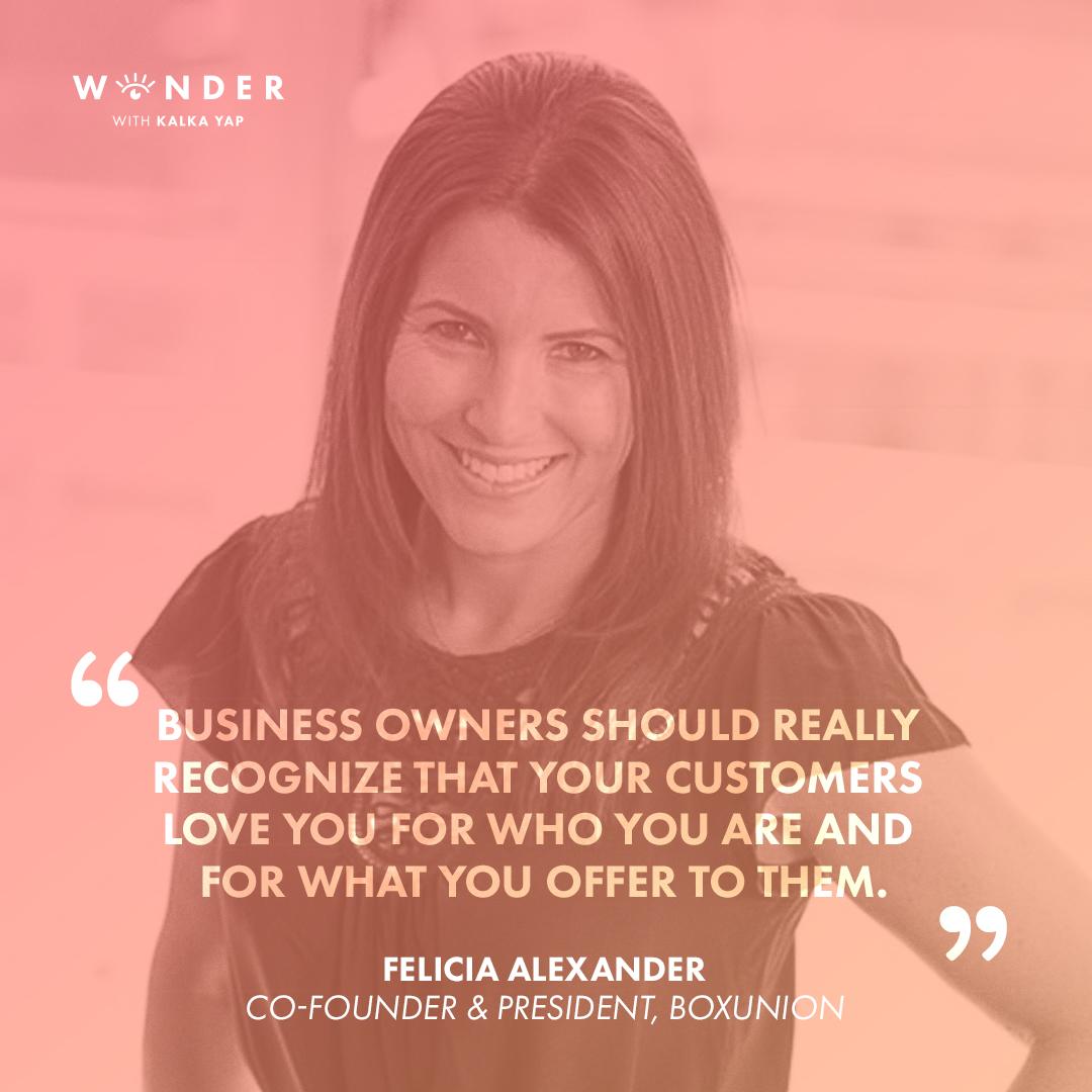 Felicia Alexander