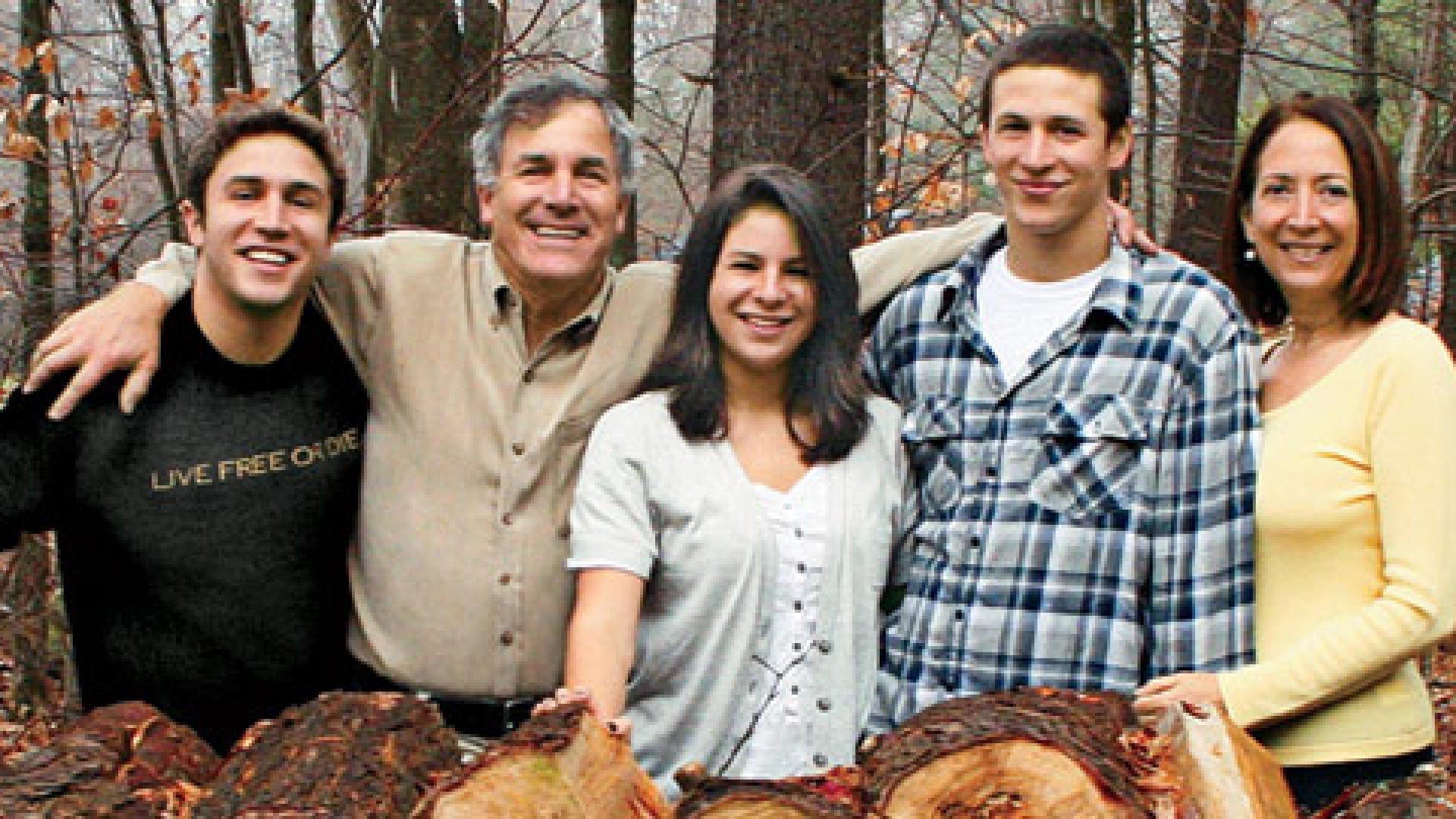 Hirshberg family photo