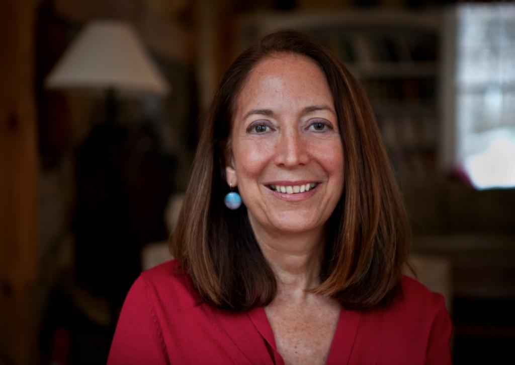 Meg Cadoux Hirshberg profile from linkedIn